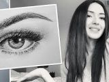 Drawing An Eye with Only One Pencil Drawing An Eye with Only One Pencil Youtube Drawing Faces