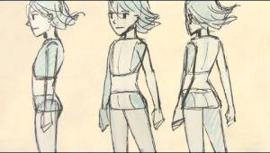 Drawing Anime 3 4 View Koizu S Drawing Tutorial Playlist On Youtube Drawing Anime Manga