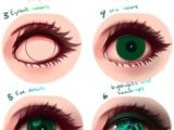 Drawing Anime Eyes for Beginners 442 Best Eyes Expressions Images Drawing Tutorials Drawing