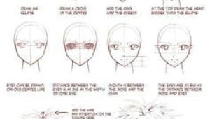 Drawing Anime Face Tutorial How to Draw Anime Faces Boy Drawing Tutorials References In 2019