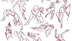 Drawing Anime Fighting Pose Helpyoudraw Fighting Poses References Unknown Art Problems