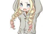 Drawing Anime Hoodies Beatrice In A Hoodie Re Zero Re Zero Anime Kawaii Anime