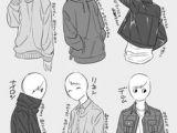Drawing Anime Hoodies Hoodies Via Poetofbloodandtime On Tumblr Art Tips Drawings Art