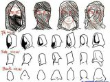 Drawing Anime Ideas List How to Draw A Hood Mask Text How to Draw Manga Anime How to Draw