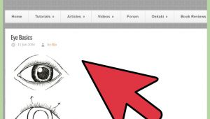 Drawing Anime In Computer How to Draw Manga On A Computer 5 Steps with Pictures Wikihow