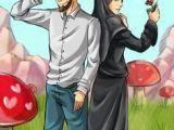 Drawing Anime islam 69 Best Anime islamic Images Muslim Girls Hijab Drawing islam Muslim
