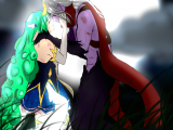 Drawing Anime Lol soraka and Varus by Luariya Gaming League Of Legends League Of