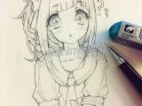 Drawing Anime Not Kawaiiiii Anime Girl Drawing Sketch In 2019 Pinterest Drawings