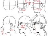 Drawing Anime Profile View 9 Best Face Profile Drawing Images Drawing Faces Drawing
