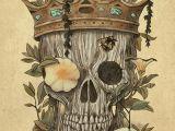 Drawing Bird Skull Terry Fan Terry Fan Skull Art Art Art Prints
