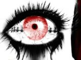 Drawing Bloodshot Eyes Look Into My Eyes What Do You See Sinfully Sweet Nightmares