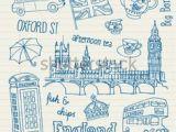 Drawing British Things 19 Best Vectors Images Vectors Doodles London Drawing
