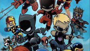 Drawing Cartoon Avengers Vingadores Cartoon Character Drawings Marvel Avengers Comics