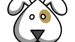 Drawing Cartoon Dog Face How to Draw An Easy Cute Cartoon Dog Via Wikihow Com Tutor Cc