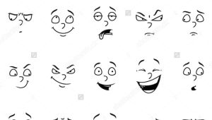 Drawing Cartoon Eye Expressions Simple Woman Cartoon Facial Expressions Buscar Con Google Art