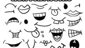 Drawing Cartoon Eyes Nose and Mouth 744 Best Eyes Images On Pinterest