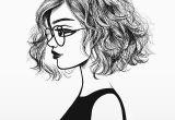 Drawing Cartoon Wala Love How Short and Wavy Her Hair is Art Pinterest Drawings