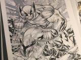 Drawing Cartoon Wolverine Wolverine by Ken Lashley Ledkilla Nycc2018 Kenlashley