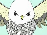 Drawing Cartoons Baby How to Draw An Eagle Baby Cartoon Step by Step Art Projects for