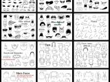 Drawing Cartoons Eyes How to Draw Cartoons Mix and Match Features to Create Your Own