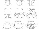 Drawing Cartoons Made Easy How to Draw Cartoon Characters How to Draw Drawings Cartoon