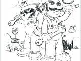 Drawing Cartoons Mario Mario Coloring Pages Best Of Mario Coloring Page Coloring Pages