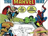 Drawing Cartoons Marvel How to Draw Comics the Marvel Way Stan Lee John Buscema
