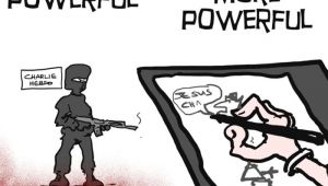 Drawing Cartoons On Mac the Pen is Mightier Than the Sword 28 Cartoonists Pay Tribute to