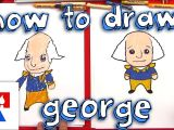 Drawing Cartoons Online Free How to Draw A Cartoon George Washington Youtube