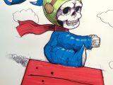 Drawing Cartoons with Colored Pencils Print 5 5 X 7 5 Framed by norio Fujikawa Dem Bonz Pinterest