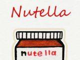 Drawing Cute Nutella 54 Best Cute Drawing Tutorials Images