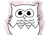 Drawing Cute Nutella Learn to Draw A Baby Owl In 6 Steps Doodles Drawings and More 7