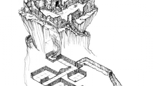 Drawing Dungeons and Dragons Maps Ru Dungeonmaps Maps In 2019 Dungeon Maps Fantasy Map Map