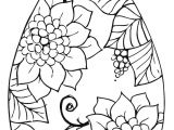Drawing Easter Things Easter Egg Coloring Pages Beautiful Easter Coloring Sheets Good