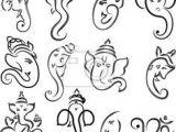 Drawing Easy Ganpati 350 Best Ganesha Lord Info Images Buddhism Deities Elephants