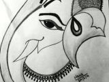 Drawing Easy Ganpati Ganesh Ji Sketch Pencil Sketches In 2019 Sketches Art Sketches