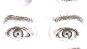 Drawing Eye Direction even without the Color I Know who is who and these are the Most