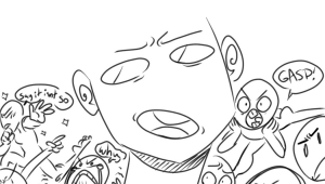 Drawing Eyes Meme Croxovergoddess Draw the Squad or Tag Yourself I M butt Gasp