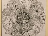 Drawing Eyes Reddit This is My First Reddit Post Its A Mandala In Pen and Ink