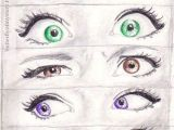 Drawing Eyes Symmetrical It S Like A Story You Tell A Girl About How You Really Feel About