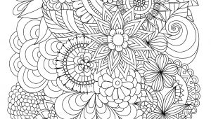 Drawing Flowers and Colours Flowers Abstract Coloring Pages Colouring Adult Detailed Advanced
