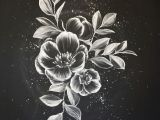 Drawing Flowers Chalk Time to Learn Chalk Art From An Insta Famous social Celeb