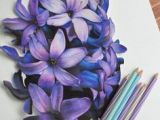 Drawing Flowers In Colored Pencil 157 Best Colored Pencil Blending Images In 2019 Colouring Pencils