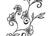Drawing Flowers On A Vine 72 Best Leaves and Vines Images Drawings Leaves Paint