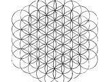 Drawing Flowers with A Compass Flower Of Life How to Draw It the Chemical Marriage