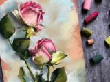 Drawing Flowers with soft Pastels 316 Best Oil Pastel Art Images In 2019 Oil Pastel Art Oil Pastels