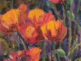 Drawing Flowers with soft Pastels 455 Best Art Of Flowers Pastel Images In 2019 Flower Art Art