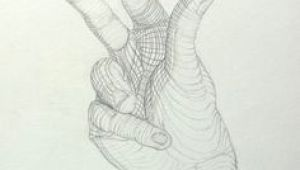Drawing Hands Crossed 11 Best Cross Contour Hand Drawings Images