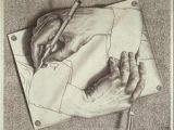 Drawing Hands Escher Analysis 534 Best Drawing Hands and Arms Images
