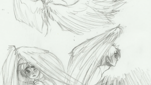 Drawing Ideas Angels for Feathers Great and Small Artwork I Like Pinterest Arte